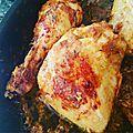 Marinade pour poulet