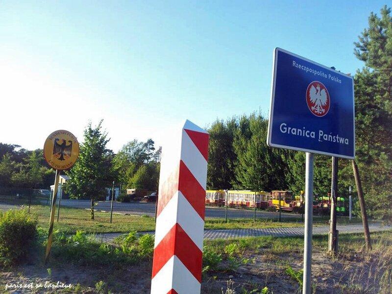 frontière polono-allemande