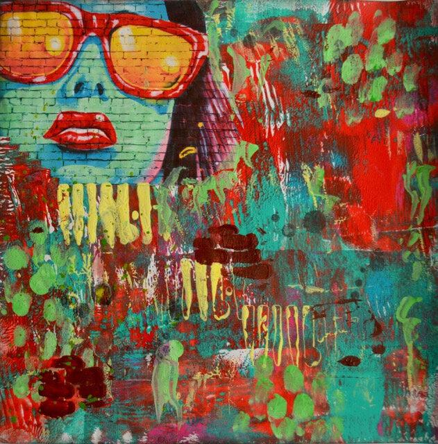 Peinture Graffiti