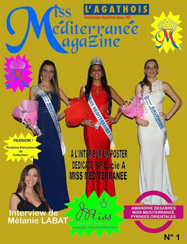 Mag Miss Méd N° 1