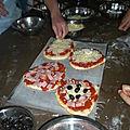 Soirée pizzas