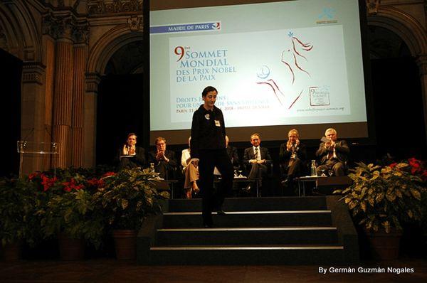 Prix Nobels - Germàn Guzmàn N 182