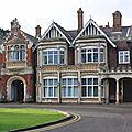 Bletchley park - buckinghamshire - royaume-uni