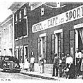 Hotel & Caf des Sports 1913