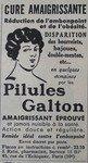 Réclame Pilules Galton