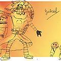 Les 3 esprits aux clés d'or... par gabriel (9 ans)
