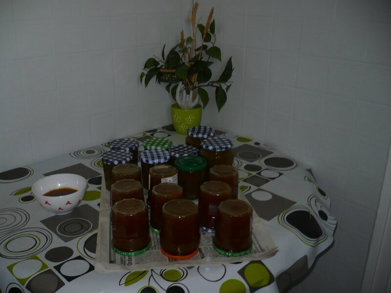 nelly confiture tomates vertes