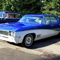 Buick skylark custom de 1968 (Retrorencard octobre 2010)