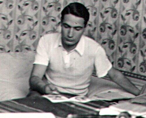 1934-Francois Mitterrand