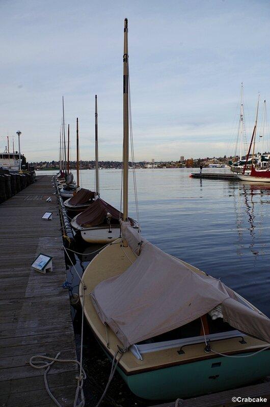 Lake Union Park Boat 2s