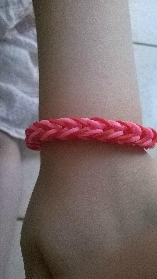 """Bracelets """"Loom Bands"""""""