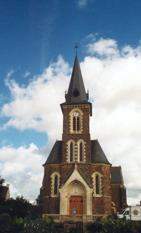Chartres de Bretagne, église Notre Dame