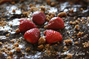 Tarte choco-fraise (2)