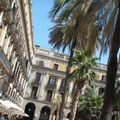 Placa Reial - Barcelone - Aout 09