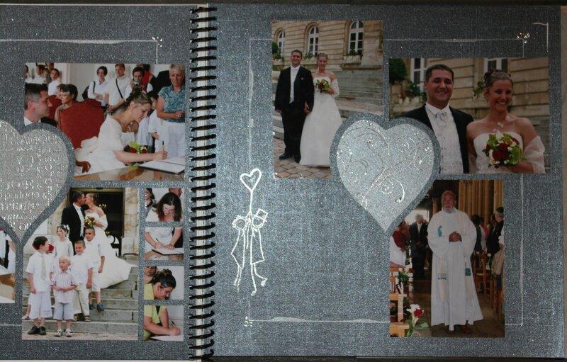 Mariage 18/12/2009 « Scrapbooking Européen