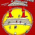 affiche Festival de thtr'Ouvert 2008