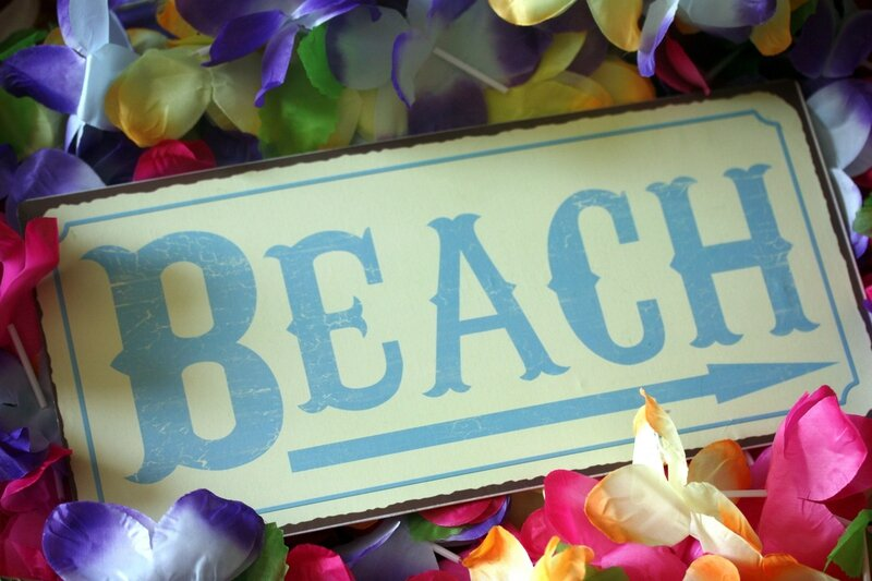 theme beach party fete d anniversaire