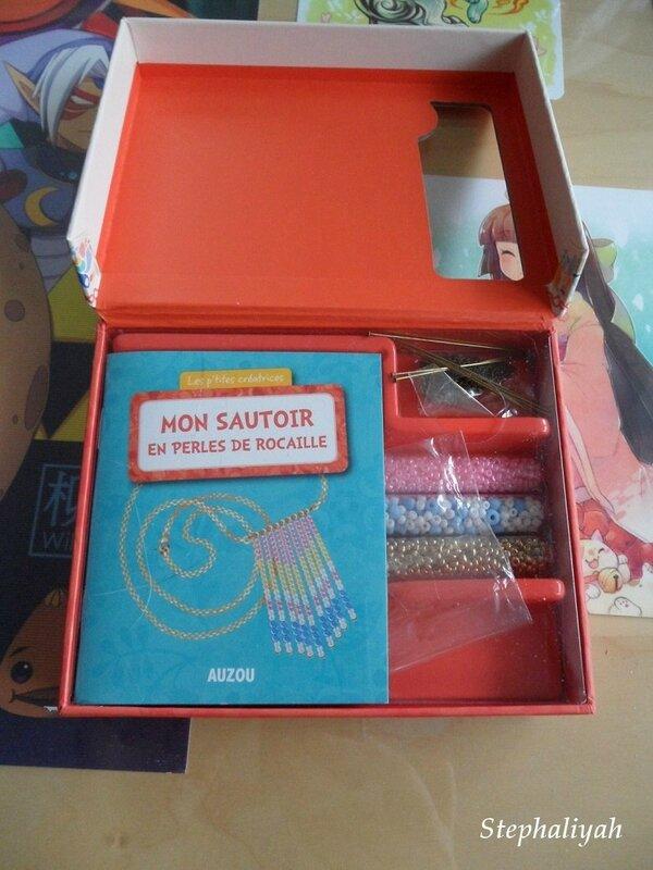 Kit sautoir perles - 3