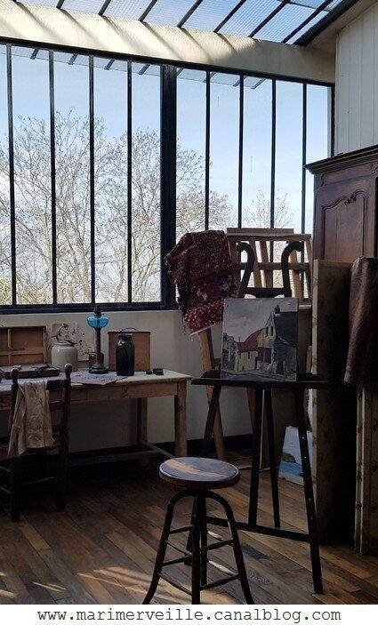Atelier Valadon -Utrillo - Montmartre - Marimerveille