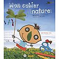 Mon cahier nature