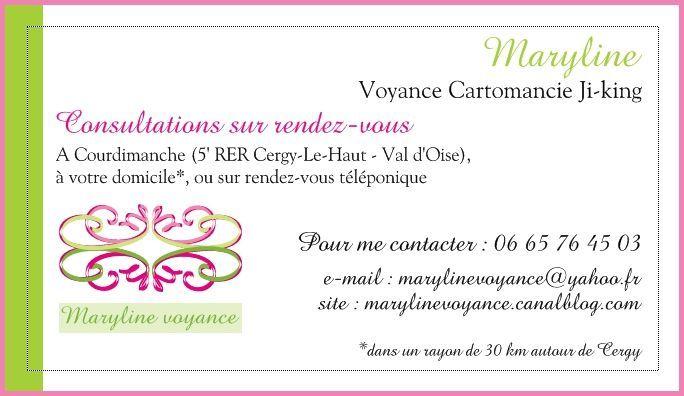Carte De Visite Voyance