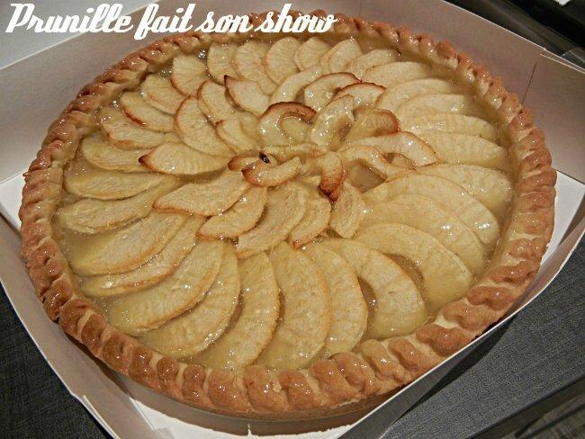 tarte pommes 2 prunillefee