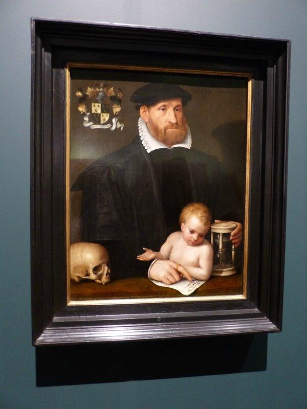 1-Portrait de Jacob van der Gheenste 1583