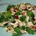 Les salades au poulet que j'aime, n°1