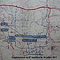 juillet 1917 au poteau d'ailles (chemin des dames)