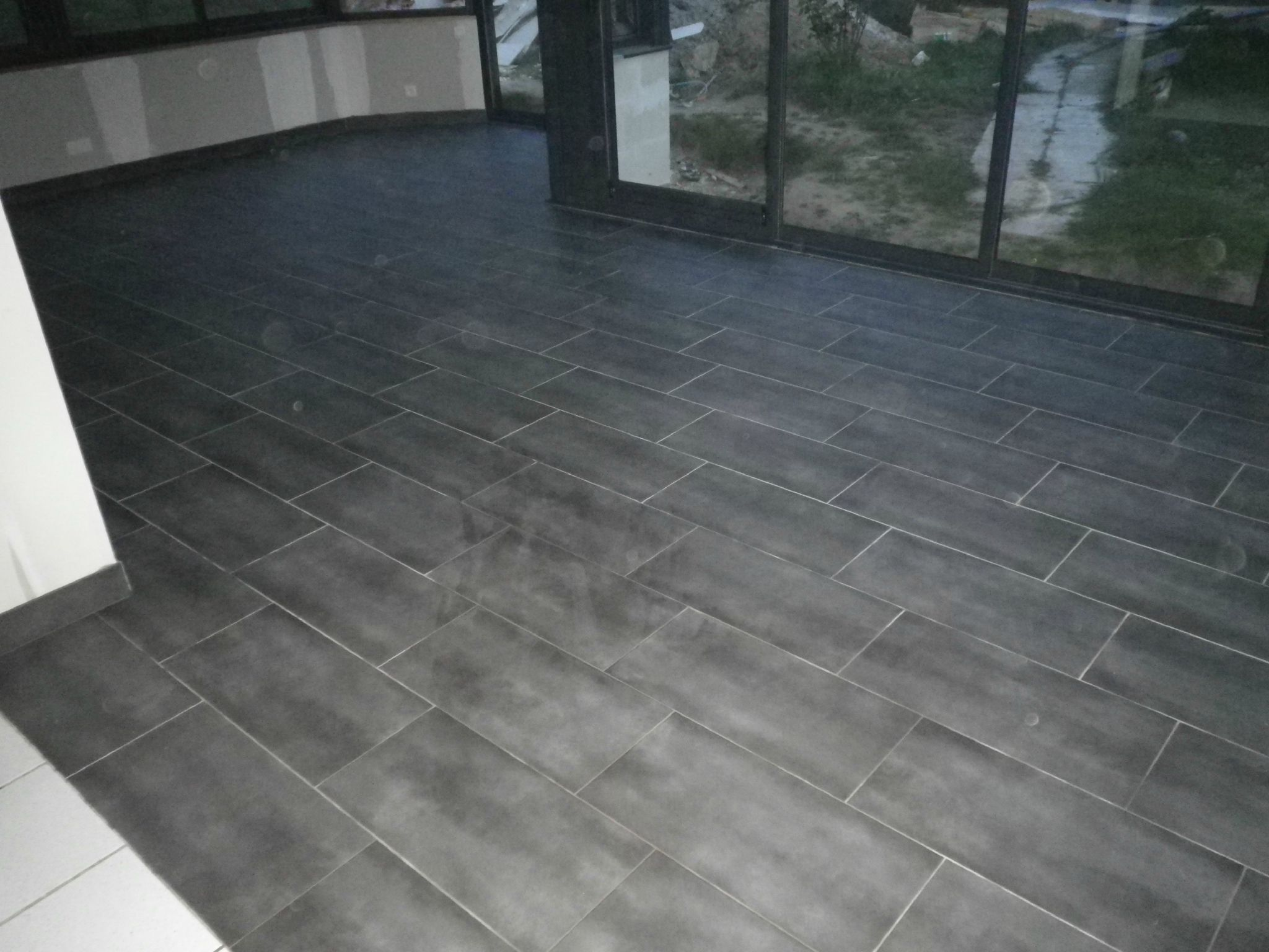 Carrelage 30x30 castorama for Carrelage quinconce