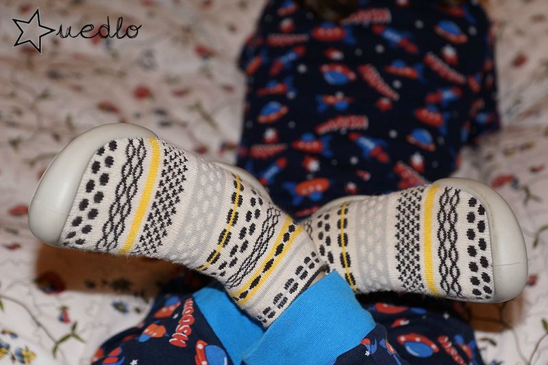 Test collegien chaussons 1