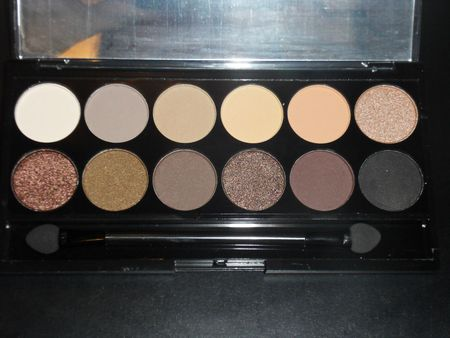 New Palette Sleek Au Naturel