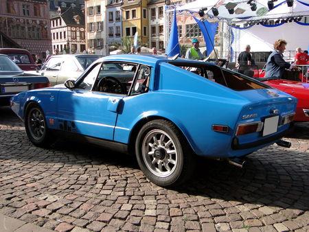 SAAB Sonett III 1971 Festival Automobile de Mulhouse 2009 3