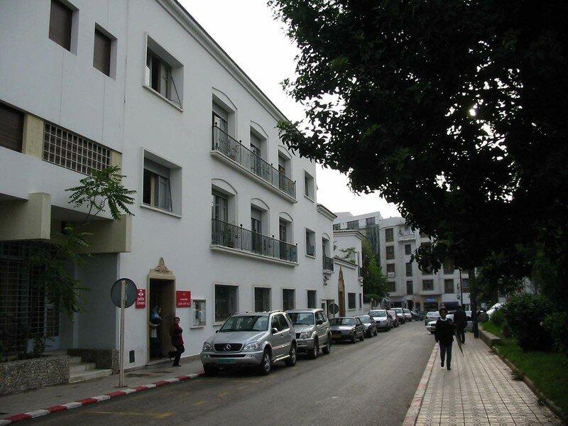 Ambassade d'espagne Rabat
