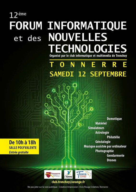 Ville de sens 89100 le journal de l 39 info - Salon des technologies ...
