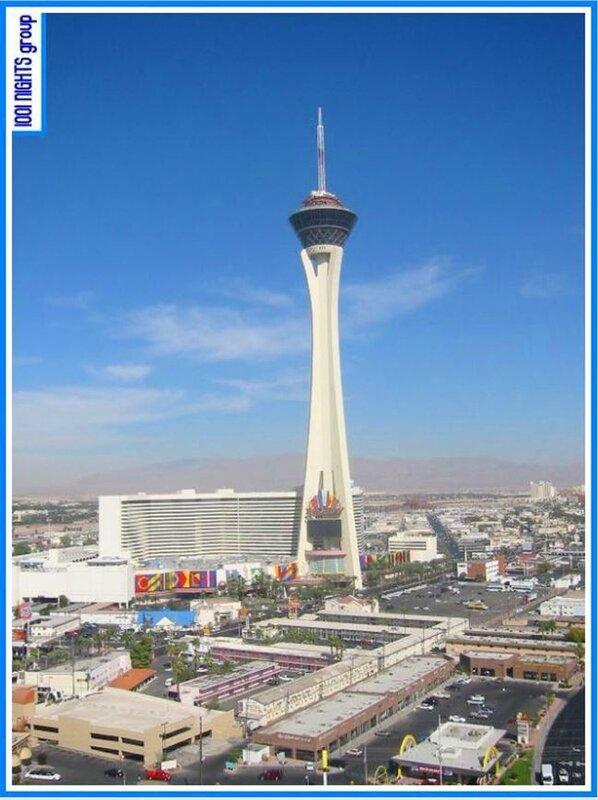 PPS Las Vegas La Tour infernale