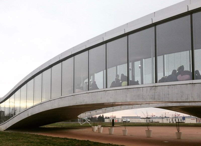 1-Rolex center-Sanaa
