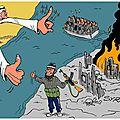 islam quatar arbie saoudite terrosriste humour