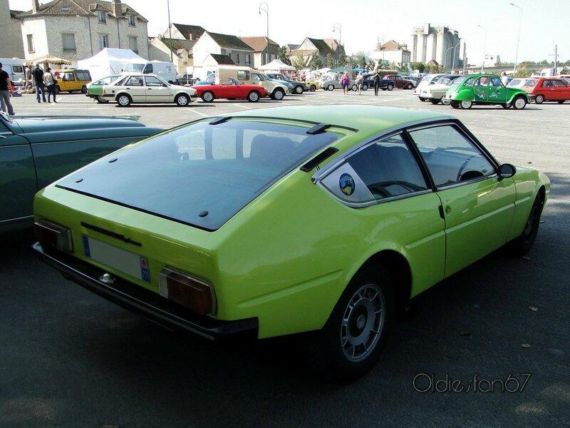matra simca bagheera s serie 1 1975 1976 b