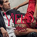 Yield: a legal affairs story (cal and macy #3) by sawyer bennett (arc provided by the author for an honest review)