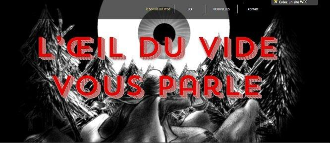 site Oeil du vide