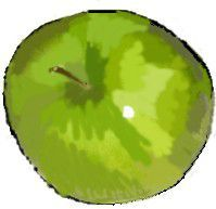 Pomme verte