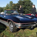 Chevrolet corvette sting ray convertible 1963