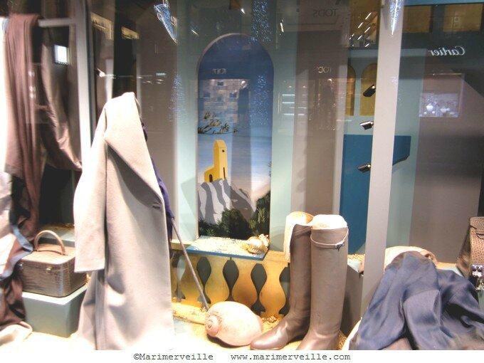 vitrine hermès paris 1
