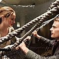 Tris and Four Divergent movie