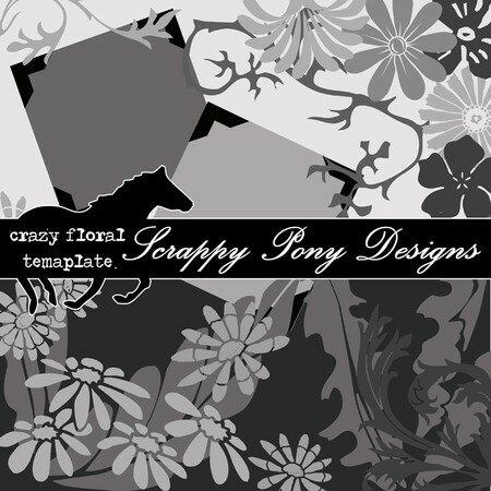 LRGpreviewcrazyflowertemplate