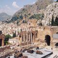 SICILE, ETNA ET TAORMINA 2003