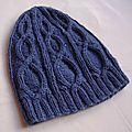 コリガン・ハットを作ってみました le bonnet du korrigan!