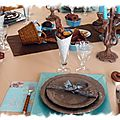 Table gourmandises chocolatées 033