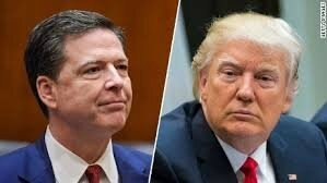 Donald Trump vs James comey
